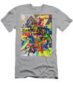 Perpetual Encounter With Providence 7 Men's T-Shirt (Athletic Fit)