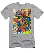 Perpetual Encounter With Providence 7b Men's T-Shirt (Athletic Fit)
