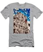 Reaching A Climbmax Men's T-Shirt (Athletic Fit)