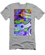 Time In Abstract 20130605p36 Men's T-Shirt (Athletic Fit)