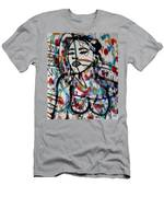 Complicated Woman Men's T-Shirt (Athletic Fit)