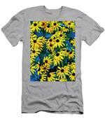 Dark Eyed Girls Men's T-Shirt (Athletic Fit)