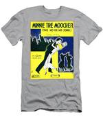 Minnie The Moocher Men's T-Shirt (Athletic Fit)