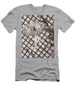 Tiger Lily And Rusty Gate Men's T-Shirt (Athletic Fit)