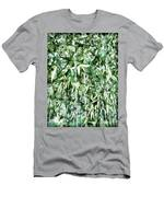 Bamboo Forest In South Carolina Men's T-Shirt (Athletic Fit)