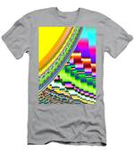Candid Color 6 Men's T-Shirt (Athletic Fit)