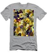 Pansy Party  Men's T-Shirt (Athletic Fit)