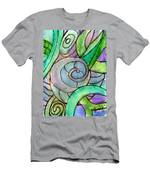 Up Close In The Garden Men's T-Shirt (Athletic Fit)