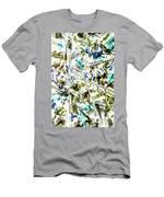 Dynamic Range Golfers Men's T-Shirt (Athletic Fit)
