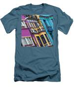 Abstract Istanbul 02 Men's T-Shirt (Athletic Fit)