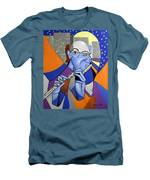 The Flutist Men's T-Shirt (Athletic Fit)