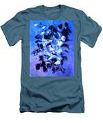 Angels Sky Men's T-Shirt (Athletic Fit)