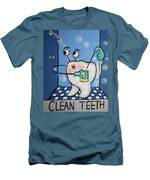 Clean Tooth Men's T-Shirt (Athletic Fit)
