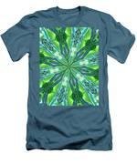 Crystal Ocean Men's T-Shirt (Athletic Fit)