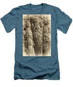 Ents Sepia Men's T-Shirt (Athletic Fit)