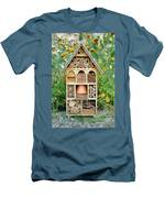 Insect Hotel Men's T-Shirt (Athletic Fit)