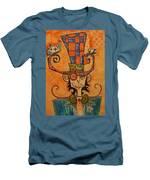 Mad Hatter Men's T-Shirt (Athletic Fit)