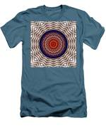 Mandala 10 Men's T-Shirt (Athletic Fit)
