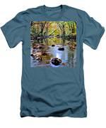 Natures Mood Lighting Men's T-Shirt (Athletic Fit)