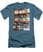 Ouzo Men's T-Shirt (Athletic Fit)