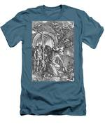 The Descent Of Christ Into Limbo Men's T-Shirt (Athletic Fit)