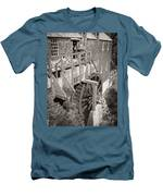 The Old Saw Mill Men's T-Shirt (Athletic Fit)