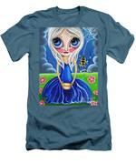 Little Miss Muffet Men's T-Shirt (Athletic Fit)