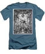 Savonnerie Panel C1800 Men's T-Shirt (Athletic Fit)