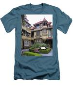 Winchester House - Door To Nowhere Men's T-Shirt (Athletic Fit)