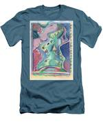 Abstract 92 - Inner Landscape Men's T-Shirt (Athletic Fit)