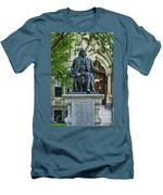 Ben Franklin At The University Of Pennsylvania Men's T-Shirt (Athletic Fit)