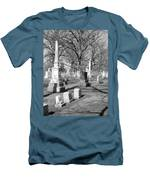 Cemetery 3 Men's T-Shirt (Athletic Fit)