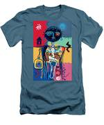 Dreaming Of Africa Men's T-Shirt (Athletic Fit)