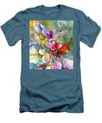 First Flowers Men's T-Shirt (Athletic Fit)