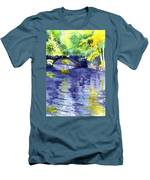 Floods Men's T-Shirt (Athletic Fit)