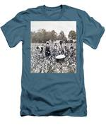 Georgia Cotton Field - C 1898 Men's T-Shirt (Athletic Fit)
