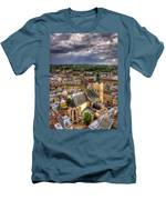 In The Heart Of The City Men's T-Shirt (Athletic Fit)