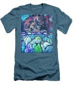 New Mexico Landscape Men's T-Shirt (Athletic Fit)
