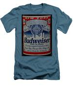 New York Bud Men's T-Shirt (Athletic Fit)