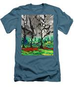 Primary Forest Men's T-Shirt (Athletic Fit)