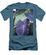 Purple Taro Men's T-Shirt (Athletic Fit)