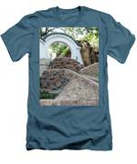 Qingdao Moon Gate Men's T-Shirt (Athletic Fit)