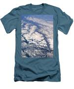 River Valley Aerial Men's T-Shirt (Athletic Fit)