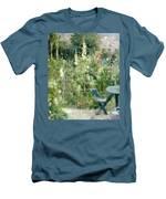 Roses Tremieres Men's T-Shirt (Athletic Fit)