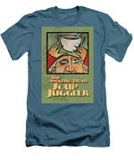 The Amazing Brad Soup Juggler  Poster Men's T-Shirt (Athletic Fit)