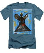 The Angel Of Jazz Men's T-Shirt (Athletic Fit)