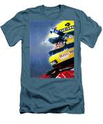 The Focus Of Ayrton Men's T-Shirt (Athletic Fit)
