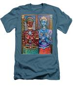 The Priestess Of The Occult Men's T-Shirt (Athletic Fit)