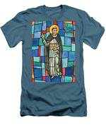 Thomas Aquinas Italian Philosopher Men's T-Shirt (Athletic Fit)