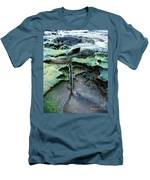 Time Washed Out Men's T-Shirt (Athletic Fit)